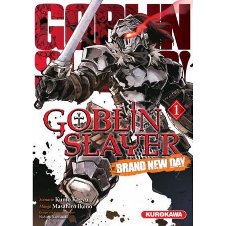 GOBLIN SLAYER - BRAND NEW DAY - TOME 1 - VOL01