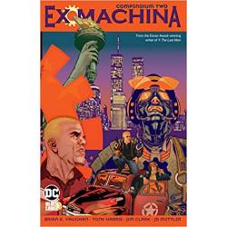 EX MACHINA COMPENDIUM VOL.2