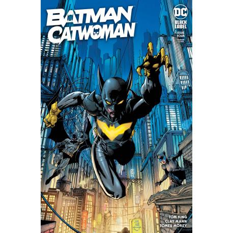 BATMAN CATWOMAN 4 OF 12 CVR B JIM LEE SCOTT WILLIAMS VAR MR