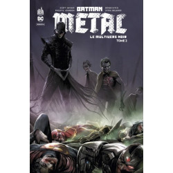 BATMAN METAL : LE MULTIVERS NOIR TOME 2