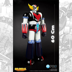GOLDORAK MANGA VERSION ACTION FIGURE ROTO CAST 60 CM