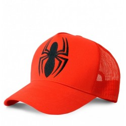 SPIDERMAN LOGO MARVEL COMICS CASQUETTE