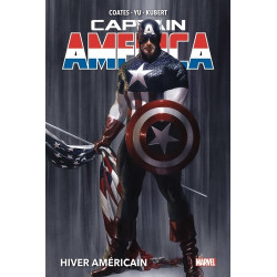 CAPTAIN AMERICA T01 HIVER AMERICAIN