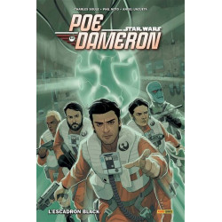 STAR WARS POE DAMERON T01 L'ESCADRON BLACK