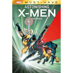 ASTONISHING X-MEN : SURDOUES