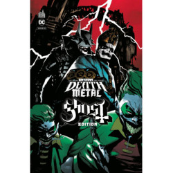 BATMAN DEATH METAL EDITION SPECIALE TOME 2 GHOST EDITION