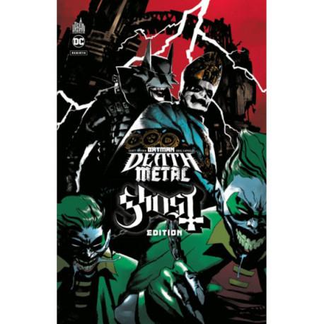 BATMAN DEATH METAL EDITION SPECIALE TOME 2 GHOST EDITION