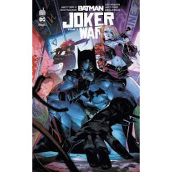 BATMAN JOKER WAR TOME 3