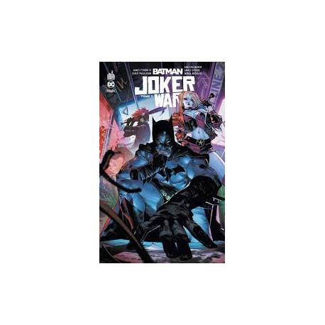 BATMAN JOKER WAR TOME 3