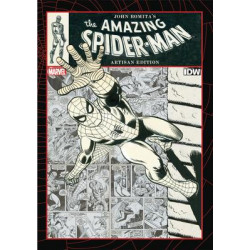JOHN ROMITA'S AMAZING SPIDER-MAN ARTISAN ED