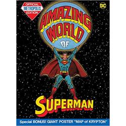 AMAZING WORLD OF SUPERMAN HC
