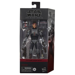 BAD BATCH HUNTER THE CLONE WARS STAR WARS BLACK SERIES 2021 WAVE 2 ASSORTIMENT FIGURINE 15 CM