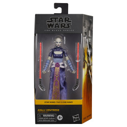 ASAJJ VENTRESS THE CLONE WARS STAR WARS BLACK SERIES 2021 WAVE 2 ASSORTIMENT FIGURINE 15 CM