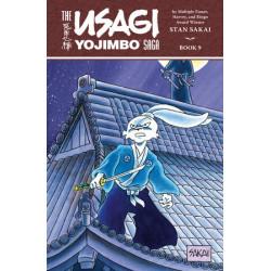 USAGI YOJIMBO SAGA BOOK 9