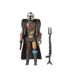 THE MANDALORIAN STAR WARS RETRO COLLECTION FIGURINE 10 CM