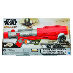 NERF STAR WARS MANDALORIAN IMPERIAL DEATH TROOPER BLASTER