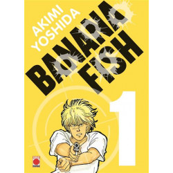 BANANA FISH PERFECT EDITION T01