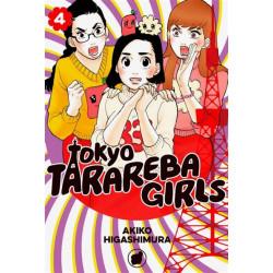 TOKYO TARAREBA GIRLS VOL 4