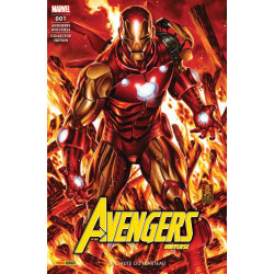 AVENGERS UNIVERSE N 01 (VARIANT - TIRAGE LIMITE)