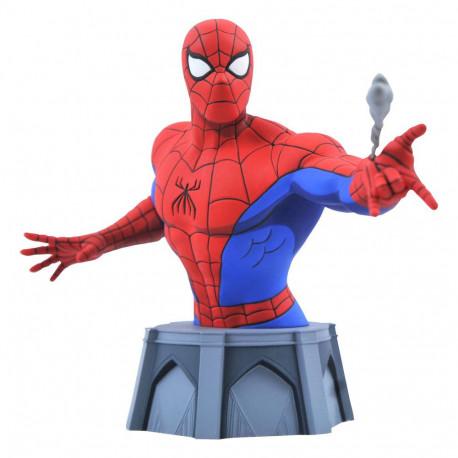 SPIDER-MAN THE ANIMATED SERIES BUSTE 1/7 SPIDER-MAN