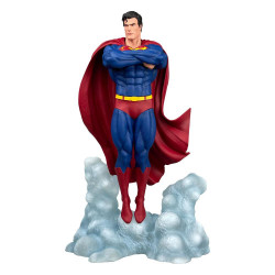 DC COMIC GALLERY STATUETTE PVC SUPERMAN ASCENDANT