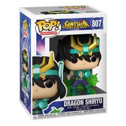 SAINT SEIYA FIGURINE POP! ANIMATION VINYL DRAGON SHIRYU
