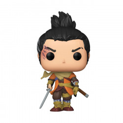 SEKIRO SHADOWS DIE TWICE POP! GAMES VINYL FIGURINE SEKIRO 9 CM