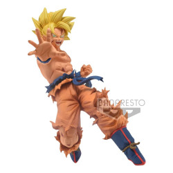 DRAGON BALL SUPER STATUETTE PVC DRAWN BY TOYOTARO FATHER- SON KAMEHAMEHA SON GOKU