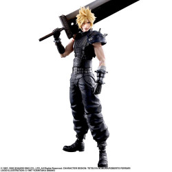 FINAL FANTASY VII REMAKE PLAY ARTS KAI FIGURINE CLOUD STRIFE VER. 2