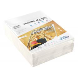 BACKBOARDS COMICS GOLDEN SIZE PACK DE 100 ULTIMATE GUARD