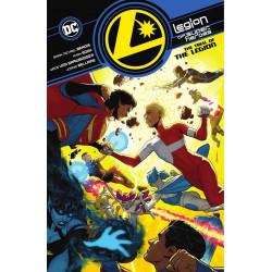 LEGION OF SUPER-HEROES VOL.2 TRIAL OF THE LEGION