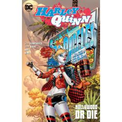HARLEY QUINN VOL.5 HOLLYWOOD OR DIE