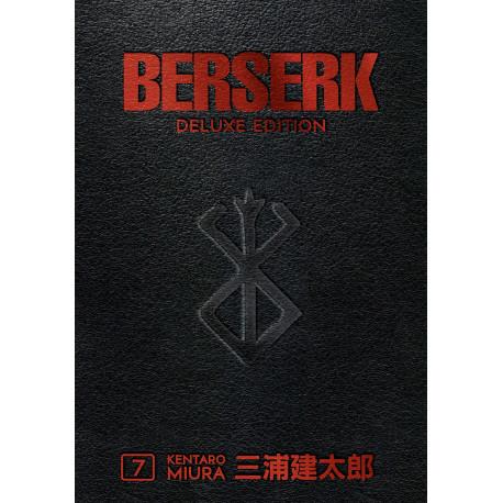 BERSERK DELUXE ED VOL.7 HC