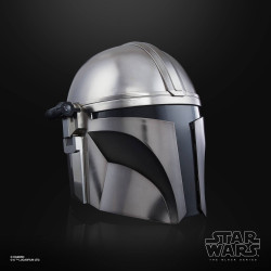 THE MANDALORIAN STAR WARS BLACK SERIES CASQUE ELECTRONIQUE TAILLE 1/1