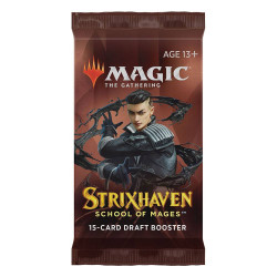 MAGIC THE GATHERING STRIXHAVEN SCHOOL OF MAGES BOOSTERS DE DRAFT