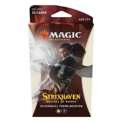 MAGIC THE GATHERING STRIXHAVEN SCHOOL OF MAGES BOOSTERS THEMATIQUES
