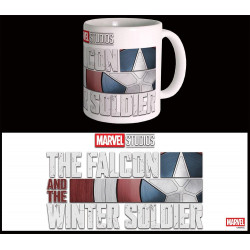 MARVEL MUG THE FALCON & THE WINTER SOLDIER LOGO