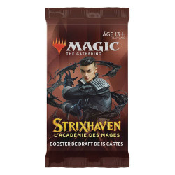 MAGIC THE GATHERING STRIXHAVEN ACADEMIE DES MAGES BOOSTERS DE DRAFT FRANCAIS
