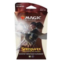 MAGIC THE GATHERING STRIXHAVEN ACADEMIE DES MAGES BOOSTERS THEMATIQUES