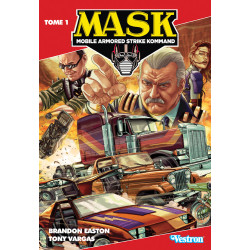 M.A.S.K. T01 MOBILE ARMORED STRIKE KOMMAND