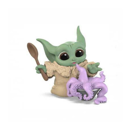STAR WARS MANDALORIAN BOUNTY COLLECTION THE CHILD TENTACLE SOUP