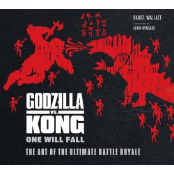 ART OF GODZILLA VS KONG