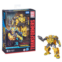 B-127 BUMBLEBEE TRANSFORMERS STUDIO SERIES DELUXE CLASS 2021 WAVE 2 11 CM