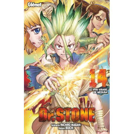 DR. STONE - TOME 14