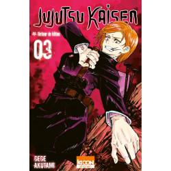 JUJUTSU KAISEN T03 - VOL03