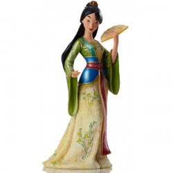 MULAN COUTURE DE FORCE DISNEY SHOWCASE STATUE