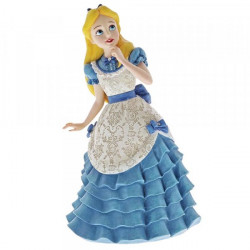 ALICE HAUTE COUTURE DISNEY SHOWCASE STATUE