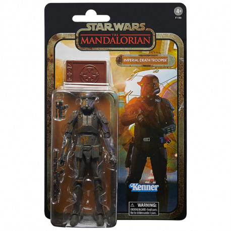 IMPERIAL DEATH TROOPER STAR WARS THE MANDALORIAN ACTION FIGURE