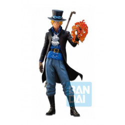 SABO ONE PIECE STATUETTE PVC ICHIBANSHO THE BONDS OF BROTHERS 30 CM