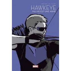 HAWKEYE: MA VIE EST UNE ARME LE PRINTEMPS DES COMICS 2021